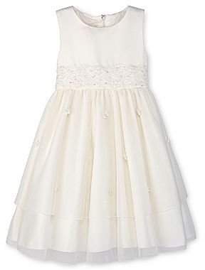 JCPenney Princess Faith Embellished Tiered Dress - Girls 4-6x