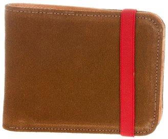 Veja Suede wallet