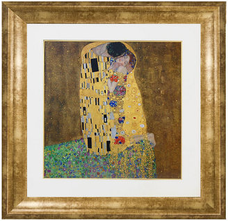 Munn Works Gustav Klimt, The Kiss