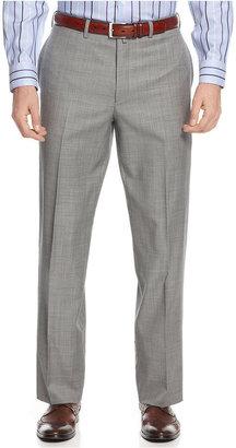 Lauren Ralph Lauren Lauren by Ralph Lauren Suit, Grey Sharkskin Slim Fit