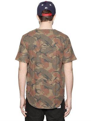 Stussy Techno Wool Blend Baseball T-Shirt