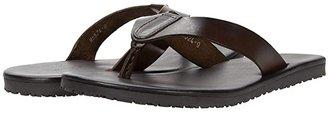 Massimo Matteo Leather Thong Sandal (T. Moro) Men's Sandals