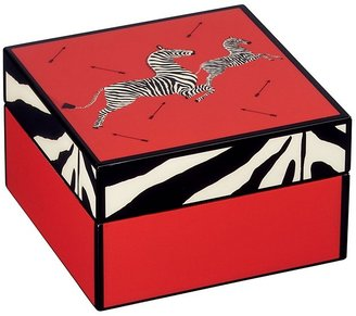 Lenox Scalamandre by Zebras Square Box