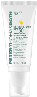 Peter Thomas Roth 'Sheer Liquid' Anti-Aging Sunscreen SPF 50