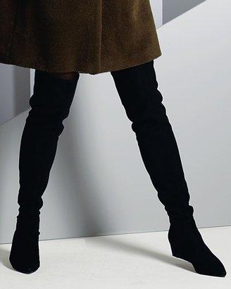 """VANELi Van Eli Women's """"Margrita"""" Over-The-Knee Wedge Boots"""