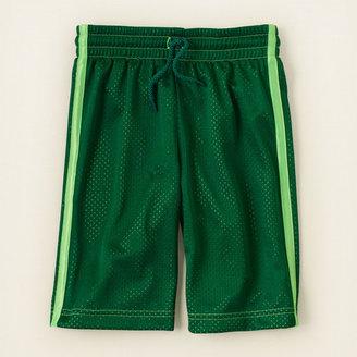 Children's Place Active mesh shorts