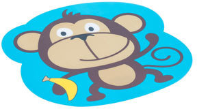 Vue Kids Placemat - Zoo