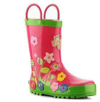 Laura Ashley Darma Girls Toddler Rain Boot