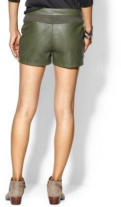 Juicy Couture C.Luce Vegan Leather Short