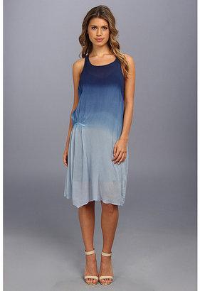DKNY Indigo Ombre Dress