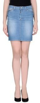 GUESS Denim skirts