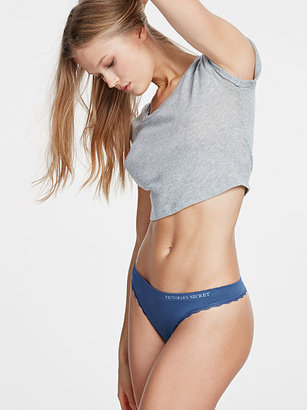 Victoria's Secret Seamless Little Thong Panty