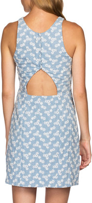 Dolce Vita Estefania Dress Denim Blue