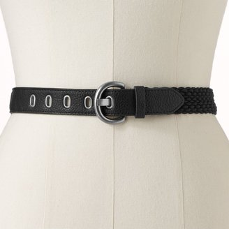 Fossil Relic By Relic by Cord Stretch Belt - Extended Size