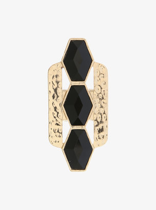 Torrid Linear Three Stone Stretch Ring