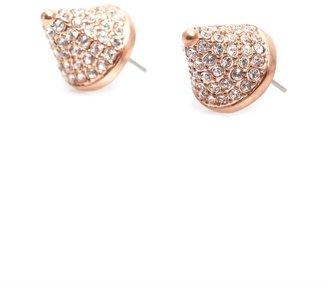Eddie Borgo Pavé cone earrings