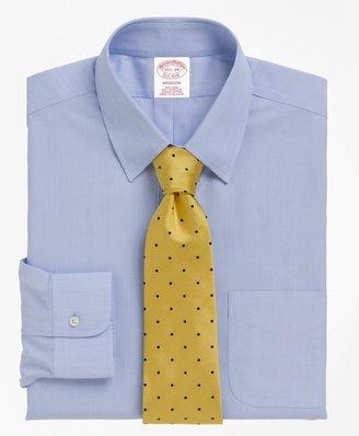 Brooks Brothers Madison Classic-Fit Dress Shirt, Non-Iron Tab Collar