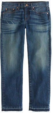 Point Sur vintage cropped jean in griffin wash