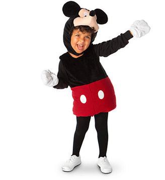 Disney Mickey Mouse Plush Costume for Boys
