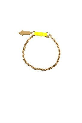 Marc by Marc Jacobs Bow Tie Bracelet With Arrow