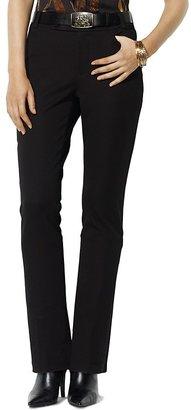 Lauren Ralph Lauren Straight Leg Pants