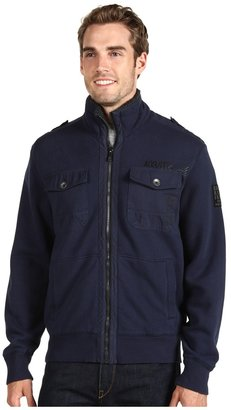 Calvin Klein Jeans Military Fleece Jacket