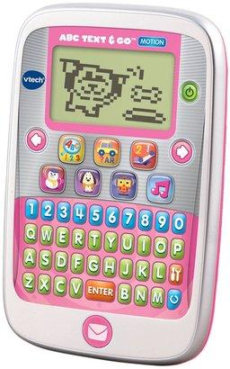 Vtech ABC Text & Go Motion - Pink
