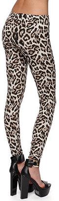 LA Hearts Leopard Printed Leggings
