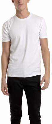 Simon Spurr Spurr by Crew Plain Tee White