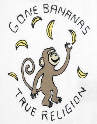 True Religion Baby Gone Bananas One Piece