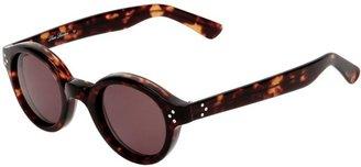 Le Corbusier Lesca 'Le Corbus' sunglasses