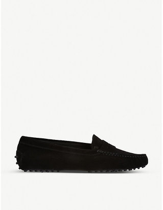 Tod's Tods Gommino driving shoes in suede