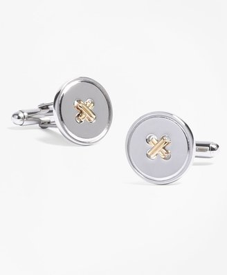 Brooks Brothers Classic Button Cuff Links