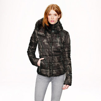 Camo Authier hooded jacket