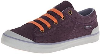 Teva Women's Freewheel Leather Sneaker