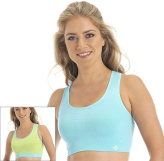 Lily of France reversible high-impact sports bra - 2151801