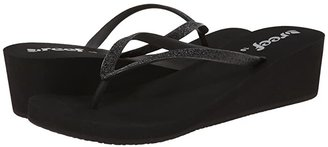 Reef Krystal Star (Black/Black) Women's Sandals