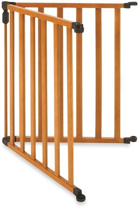North States 3 in 1 Wood Superyard Two-Panel Extension Kit