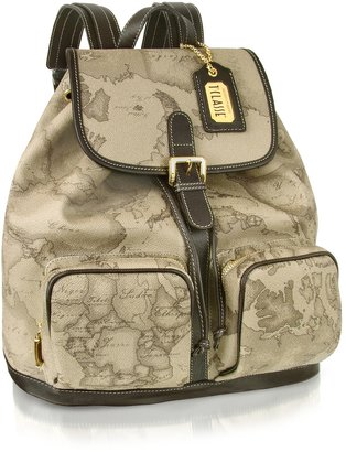 Alviero Martini 1a Prima Classe - Two Pocket Backpack