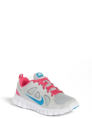 Nike 'Free Run 5.0' Running Shoe (Toddler & Little Kid)