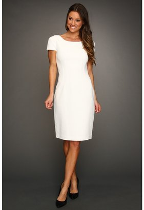 Elie Tahari Lolly Dress (Joey White) - Apparel