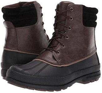 Sperry Cold Bay Boot (Brown/Black) Men's Boots