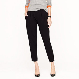 J.Crew New curator pant in matte jersey