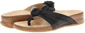 Haflinger Oyster (Black) - Footwear