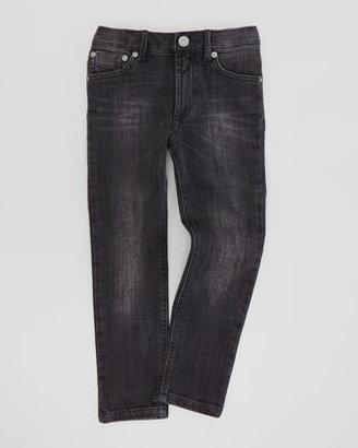 Burberry Boys' Black Denim Jeans, Sizes 4-10