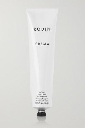 Rodin Luxury Hand And Body Cream, 100ml - Colorless