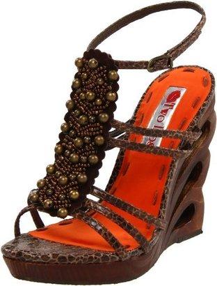 Two Lips Women's Affinity Slingback Sandal