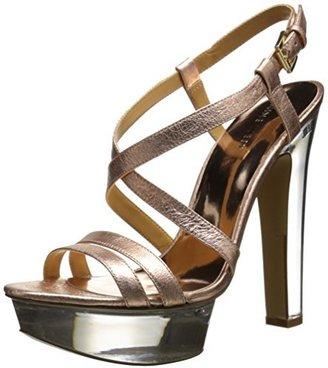 Nine West Women's Ashorebet Platform Sandal