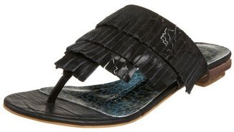 Cindy Says Women's Tassel Fringe Flat