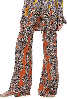 Alexis Tasmine Printed Wide-Leg Pants